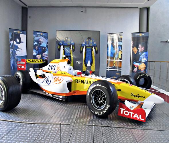 Bonalife - Museo Fernando Alonso
